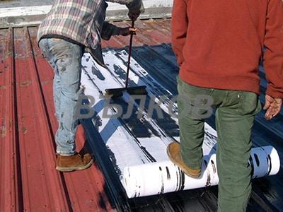 Хидроизолация и антикорозионна защита на метални конструкции